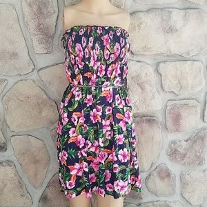 Juicy Couture Floral dress